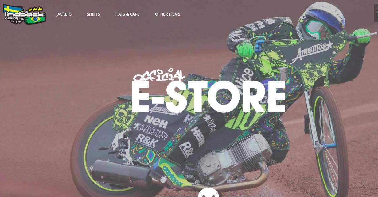 Lindbäck Racing E-store